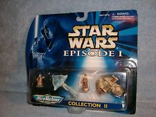 Boss Nass Gungan Sub Bongo AAT Epi I STAR WARS Micro Machines Collection II 2