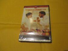 Mostly Martha (DVD 2003) German Language with English Subtitles/Mfg. Sealed
