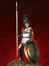 ROMEO MODELS RM54042 - GREEK OPLITE, V-IV CENT. B.C. - 54mm WHITE METAL KIT