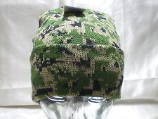 Harley Toms Woodland Digital Camo Beanie Doo Rag Skullcap Knitcap Toboggan Hat