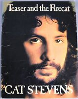 Songbook - Cat Stevens - Teaser and the Firecat - Noten