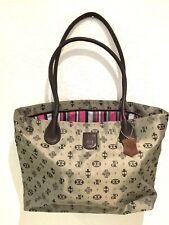 Sac Shopping femme Poodlebag Germany Tissu cuir bag Umhängetaschen PINK POODLE