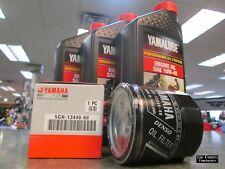 Yamaha Genuine Oil Change Kit YXR700 700 Rhino 2008 2013 10W-40 Filter L@@K