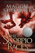 The Scorpio Races by Maggie Stiefvater (Paperback)