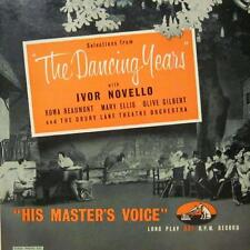 "Ivor Novello(10"" Vinyl)The Dancing Years-HMV-DLP 1028-UK-VG+/VG"