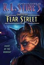 R. L. Stine's Ghosts of Fear Street: Night of the Werecat by R. L. Stine...