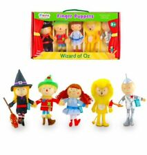 Fiesta Crafts : Wizard of Oz Finger Puppet Set