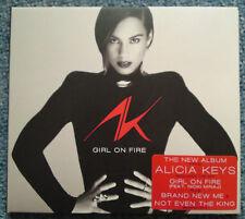 Alicia Keys: GIRL ON FIRE - LP CD -  Neuwertig - Brand New Me, Nicki Minaj