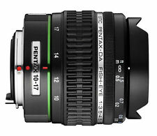 Pentax smc DA 10-17 mm Fisheye Zoom Objektiv Digital B-Ware Fachhändler