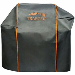 Traeger BAC359 Timberline Full-Length Grill 850 Series Cover, 30 inches, Gray