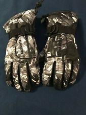 Nandn Winter Warm Ski Gloves Waterproof Snowboard Snowmobile Motorcycle Mittens