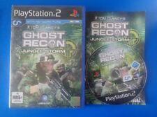 """Ghost Recon Jungle Storm - PS2 """"Australia"""""""