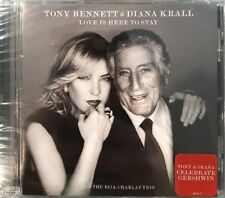 Tony Bennett/Diana Krall - Love Is Here To  Stay * Brand New CD - FREE SHIPPING