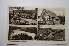 Postal Finnentrop Sauer país DHJ albergue de juventud 1956