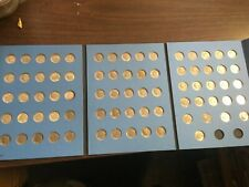 Complete Set Silver/Clad Roos. Dimes 1946 - 2020 in Coin Folder; Year -Date Set
