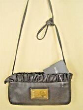 RENATO ANGI ITALY Soft Black Leather NWT Evening Shoulder Bag