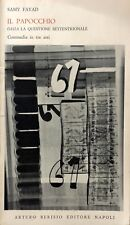 SAMY FAYAD IL PAPOCCHIO OSSIA LA QUESTIONE SETTENTRIONALE COMMEDIA BERISIO 1970