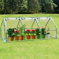 "Quictent 95""x36""x36"" Portable Mini Greenhouse Gardening Planter Hot Green House"