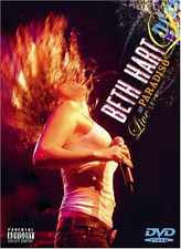 Beth Hart - Live At Paradiso  DVD NEW