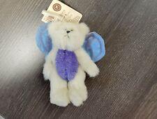 *Rare* Boyds Bear Mini Plush Butterfly Ornament - Blossom
