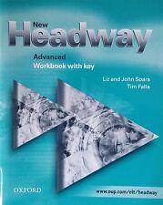 """L.Soars, J.Soars, T.Falla """"New Headway ADVANCED Workbook WITH key"""""""