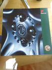MG F Price List brochure c1998 ref 4919
