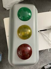 Ikea Childrens Traffic Light Wall Light Good Condition