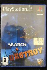PS2 : SEARCH & DESTROY - Nuovo, risigillato ! Da Phoenix Games !
