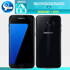 Samsung Galaxy S7 Edge G935F Nero 32GB Grado AB Ottimo Stato Garanzia 12 Mesi IT