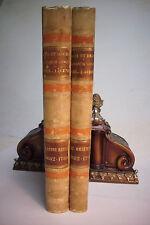 1870 2 Volume Set ACTA ET DECRETA *Acts and Decrees of the Sacred Council *Latin