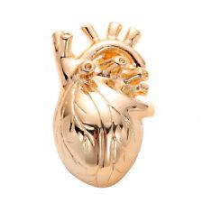 Spilla spilletta bigiotteria CUORE VENE ARTERIE cardiologi cardiologo medico