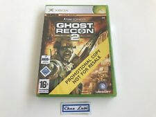 Ghost Recon 2 - Promo - Microsoft Xbox - PAL EUR - Neuf Sous Blister