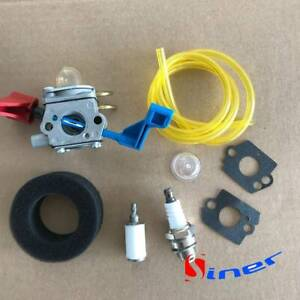 Carburetor For 530071775 530071465 530071632 WT784 Craftsman Blower Air Filter