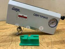 Nordson Dage Model Cbp/Tp5K6 Cold Bump Pull Cartridge, Dage 4000 Bond Tester