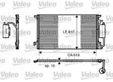 Condensateur Pour Climatisation Climat Condensateur climat Refroidisseur Neuf Valeo 817809
