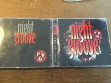 Night Groove 1 + 2 [4 CD]  Spice 1  Aphrodelics 2Pac Luniz Guru Spearhead US 3