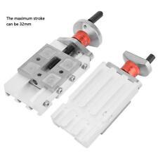 Stroke 32mm Cross Slide Block Metallo Blocco Scorrevole Per Mini Lathe Tornio