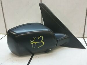 2004 LAND ROVER RANGE ROVER L322 RIGHT PASS. DOOR SIDE VIEW MIRROR - HINGE LOOSE
