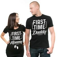 Pregnancy Shirt Matching Couple T shirts Pregnancy Announcement Maternity Shirt
