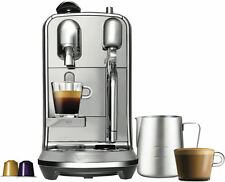 Nespresso Sage Creatista Plus BNE800BSS Stainless Steel
