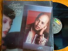 DISCO LP 33 GIRI - SPYDER TURNER - ONLY LOVE - WHITFIELD RECORDS USA 1980 - NM