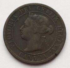 1901 CANADA LARGE ONE CENT COIN