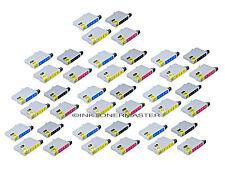 40 non-oem INK FOR EPSON 69 T069 NX100 NX200 NX300 NX400 WORKFORCE30 40 500 600