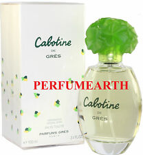 Cabotine By Parfums Gres for Women Edt  Spray 3.4/3.3 oz New In Box