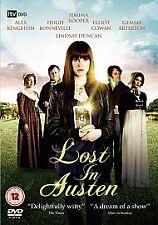 Lost In Austen (DVD, 2008, 2-Disc Set)