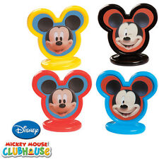MICKEY CupCake Baking Decoration Party Tree Pics Cake Liners x8 Clubhouse Wilton