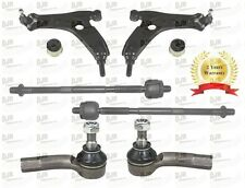 Skoda Fabia I Wishbone & Tie Rod End + Joint Assembly Suspension Kit 6Y2 99-08