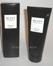 KENNETH COLE BLACK FOR HER WOMEN PERFUME'D BODY LOTION BIG 200 ML / 6.7 OZ NIB
