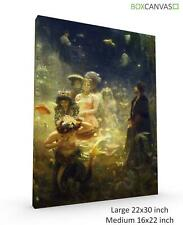 More details for russian art ilya repin realism landscape 4 canvas wall
