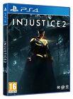 Injustice 2 PS4 - Jeu pour Sony Playstation 4 neuf et scellé